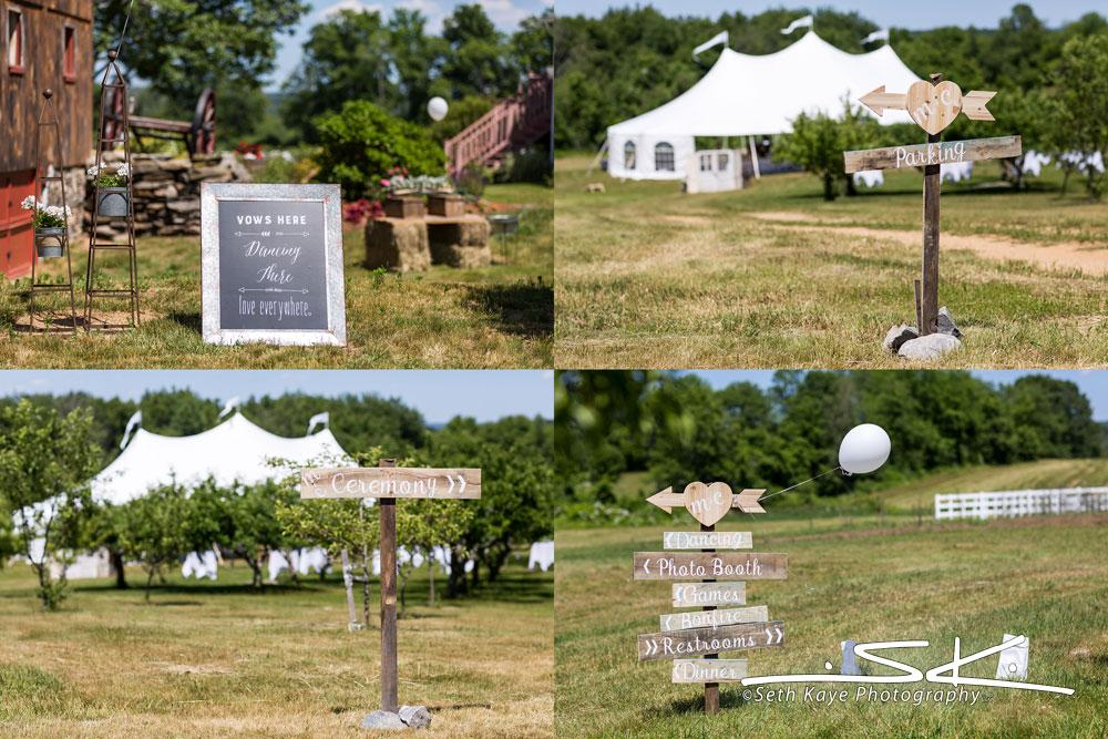 Misty Mountain Farm wedding
