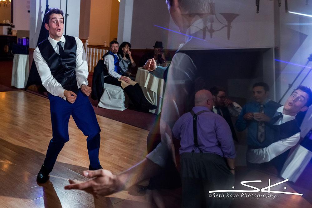 creative dancing photo